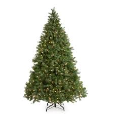 downswept douglas fir medium pre lit tree hayneedle