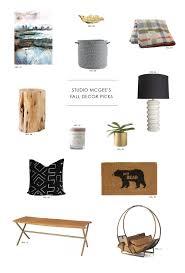 Home Decor Fall by Our Top Picks Fall Home Decor U2014 Studio Mcgee