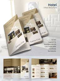 hotel brochure template 100 images 25 best hotel flyer