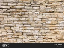rock stone brick tile wall aged image u0026 photo bigstock