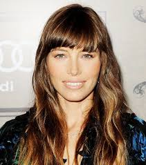 hairstyles for straight across bangs best haircuts with a fringe byrdie uk