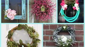 Spring Decorating Ideas Spring Wreaths Ideas Spring Decorating Ideas Diy Wreath Ideas
