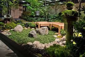 Japanese Garden Idea Garden Japanese Garden Shelter For Plants And Fish Pond Idea
