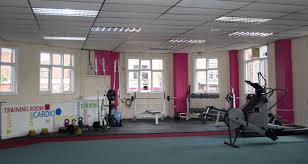 Gym Wall Murals The Training Room The Personal Training Room