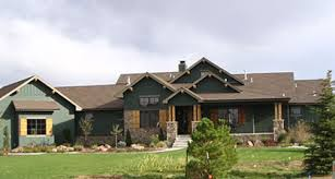 craftsman ranch house plans ranch house plans a craftsman with lots of outdoor spaces