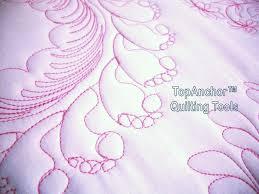 feather wreath longarm quilt templates u0026 quilting designs