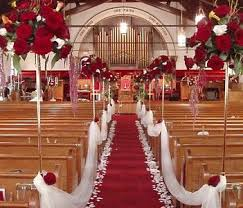 church wedding decoration ideas montreal wedding ceremony baby s breath on church pews pew