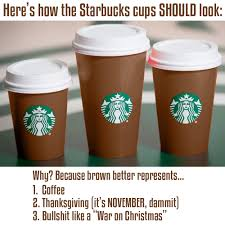 thanksgiving cups retail hell underground 10 solutions to the starbucks red holiday