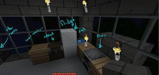 minecraft kitchen by kalimaru on deviantart