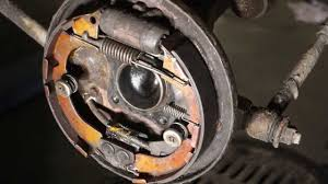 how to replace brake shoes toyota corolla full rear drum years