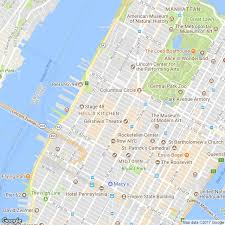 Google Map Of New York by Wwwmappinet Maps Of Cities New York City Piers 9294 New York