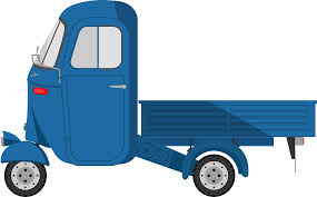 teal car clipart piaggio ape car png clipart download free images in png