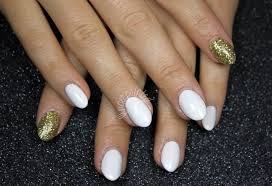 pretty glitter u0026 stripes nail design ideas u2013 new simple u0026 cute