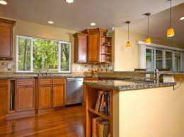 neutral kitchen wall colors with cabinets 40 best kitchen wall paint colors in your home freshouz