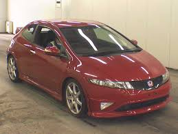 honda civic type r 2009 japanese car auction find 2009 honda civic type r