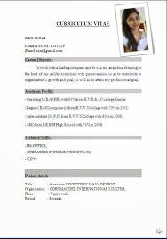 curriculum vitae format for freshers pdf converter international resume format free download resume format cv