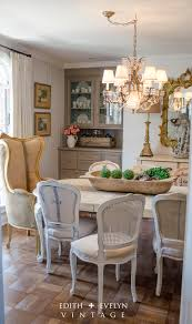 dining room renovation in a 1970 u0027s french country ranch cottage