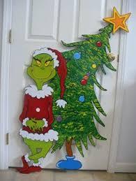 grinch yard decoration grinch cutout wood grinch cutout outdoor grinch christmas grinch