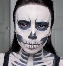 Skeleton Halloween Costumes Adults 35 Easy Halloween Makeup Ideas U0026 Tutorials 2017 Cool Halloween