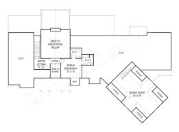 pepperwood ranch home plan open home floor plan pepperwood house plan pepperwood house plan archival designs second floor plan