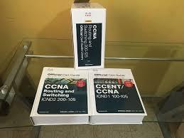 libros oficiales para acreditar la certificación ccna routing and