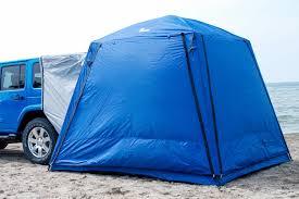 jeep tent inside sportz minivan u0026 suv tent camping tent from napier ships free