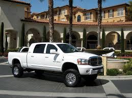Dodge Ram White - white tow mirrors dodge cummins diesel forum