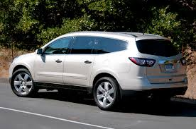 2013 chevrolet traverse w video autoblog