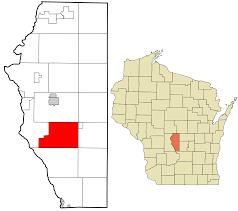 Easton Map Easton Adams County Wisconsin Wikipedia