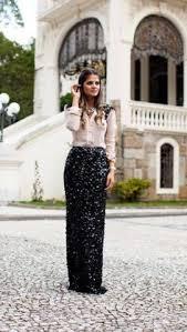 black sequin pencil midi skirt excellent for rehearsal dinner