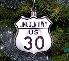 lincoln highway route 30 ornament lincoln highway news