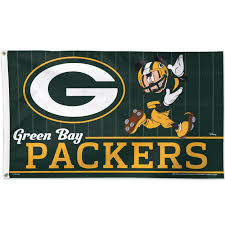 2x3 Flags Green Bay Packers Flags And Banners At The Packers Pro Shop