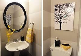 ideas for decorating bathroom brilliant half bathroom decorating ideas decor 1000 about on