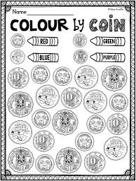 australian money worksheets math games and coin activities that