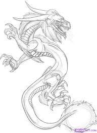 download dragon tattoo to draw danielhuscroft com