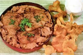 cuisine girolles recettes de girolles simples et faciles en cuisine traditionnelle