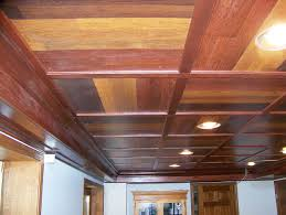unfinished basement ceiling ideas basement ceiling options and