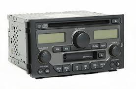 04 honda pilot radio code amazon com 03 05 04 honda pilot radio cd player 2003 2004
