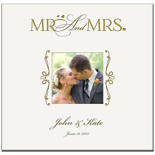 4x6 wedding photo album personalized wedding or anniversary photo album mr