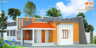 modern single house plans single modern house plans in kerala kerala style 4 bedroom