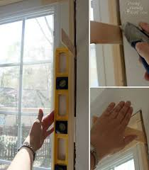 How To Trim Windows Interior How To Install Trim And Casing Moulding On A Casement Window