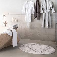 buy abyss u0026 habidecor carare bath mat rug 900 75x125cm amara