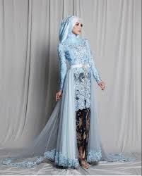 model baju kebaya muslim model baju kebaya muslim untuk akad nikah model baju terbaru 2018