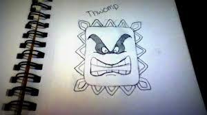drawings mario bros characters
