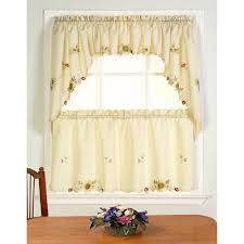 Sunflower Valance Curtains Sunflowers Valance 60x12 Sunflowers Valance And Store Fronts
