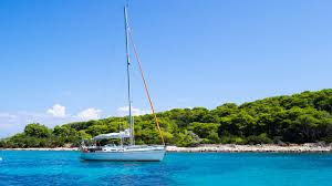 holiday vacation travel sea and sailboat hd wallpapers 4k