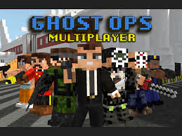 minecraft truck stop block gun 3d ghost ops android apps on google play