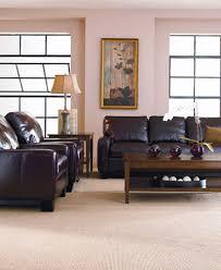 hampton leather sofa living room furniture collection furniture