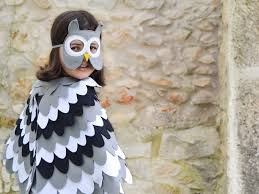 owl costume grey owl costume kids and toddler costume bhb kidstyle