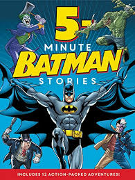 batman books kids young children jenny evolution